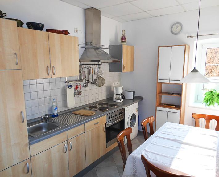 Kaltenbachhof Ferienwohnung Küche